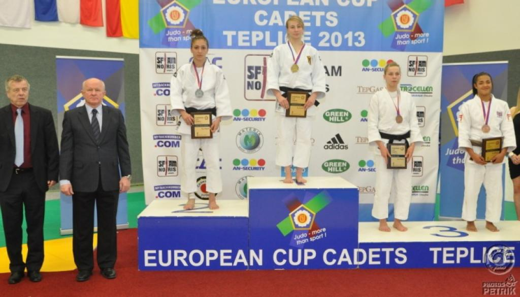SFJAM Noris European Cup Cadets continued on Sunday in Teplice