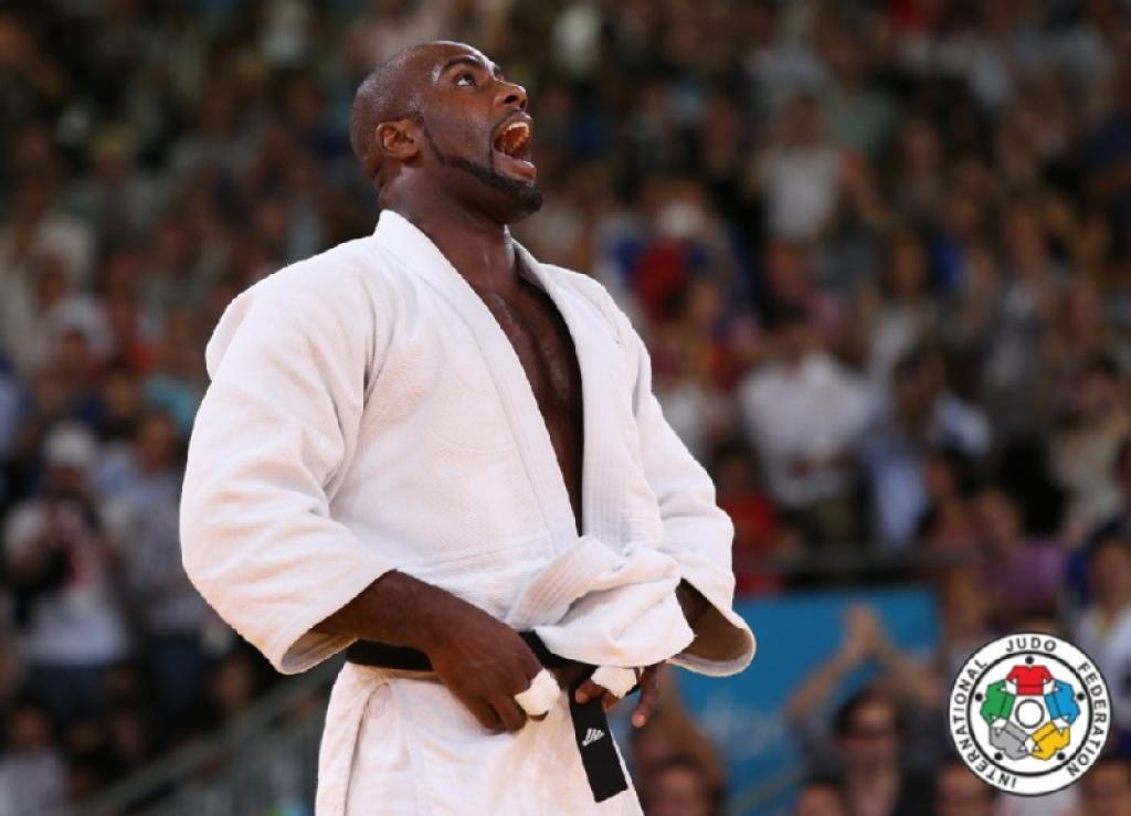Teddy Riner most expected future Saturday's champ; promissing championships