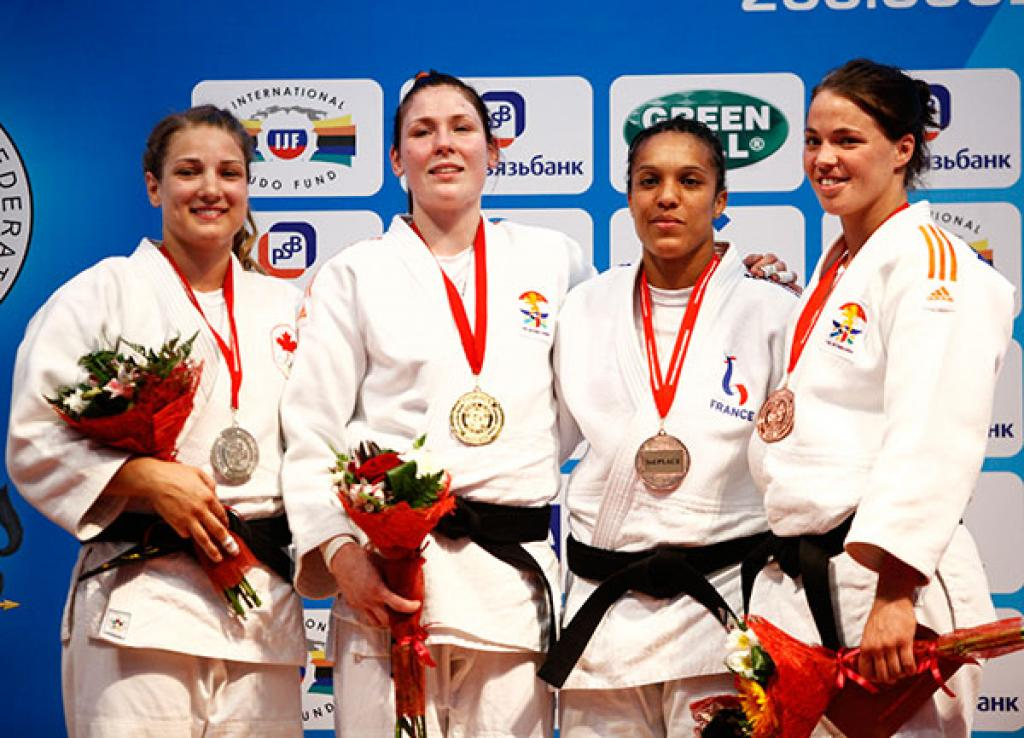 Europe continues success at World Level IJF Masters