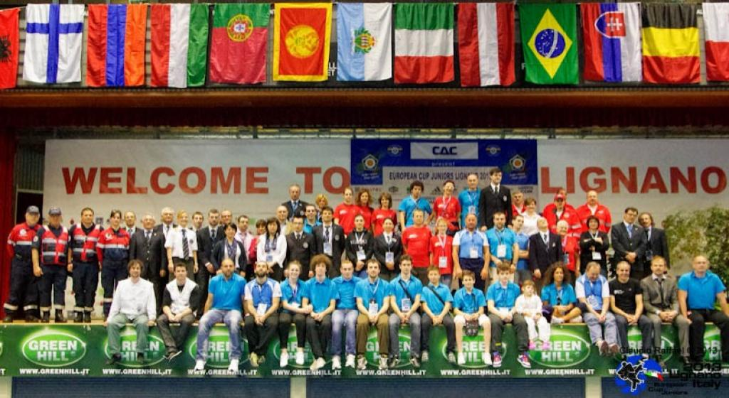European Cup Juniors Lignano ended with Training Camp