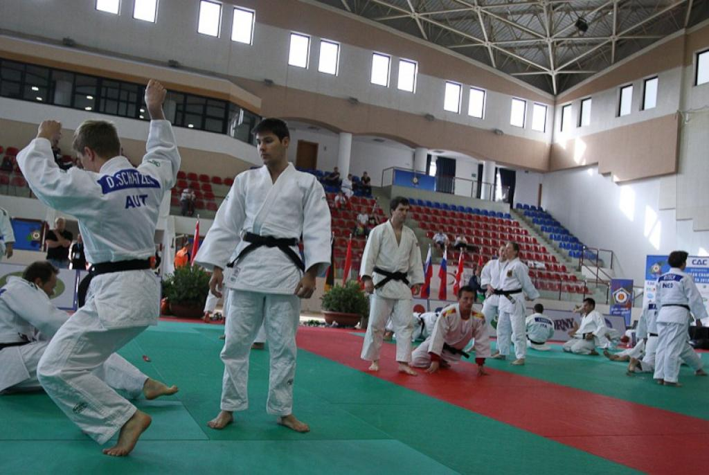 European Championships Kata in Cottonera hosts a record of 112 pairs.