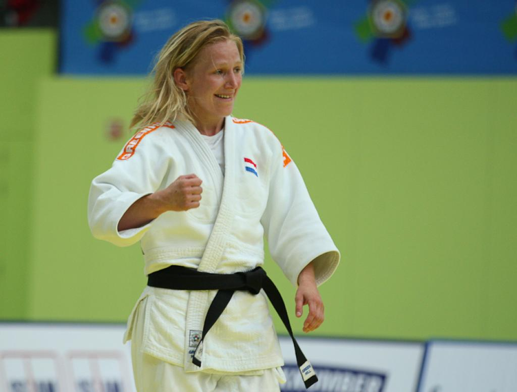Offensive judo awarded at European Open in Lisbon