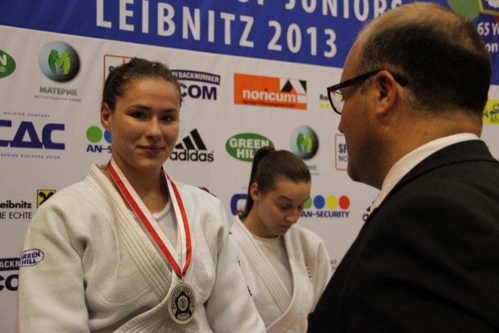 Phenomenal victories at the Junior European Cup in Leibnitz