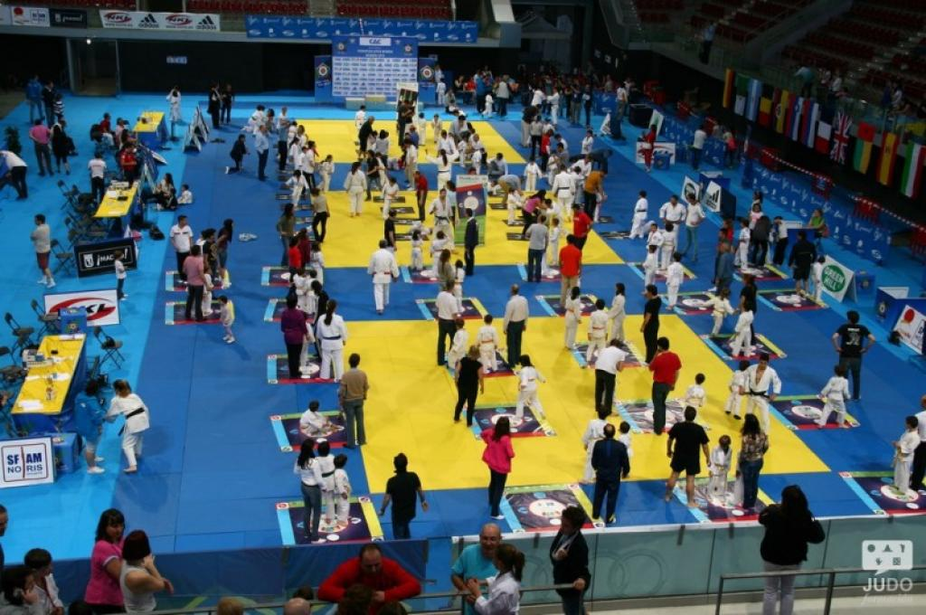 Successful Judo for Children Project in Madrid at European Open