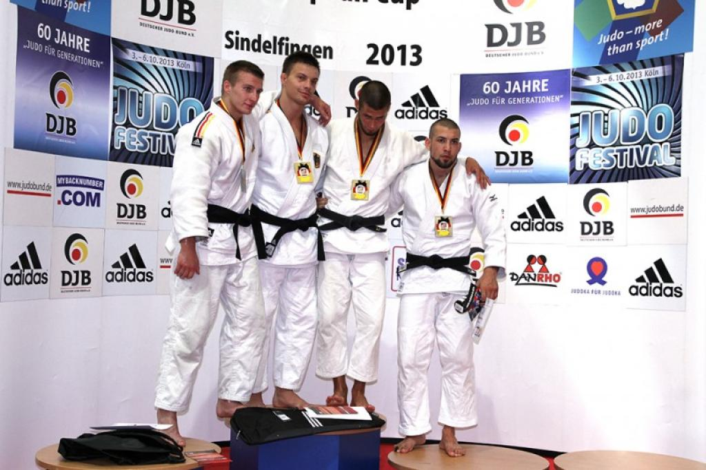 Germany strong at day 2 of European Cup in Sindelfingen