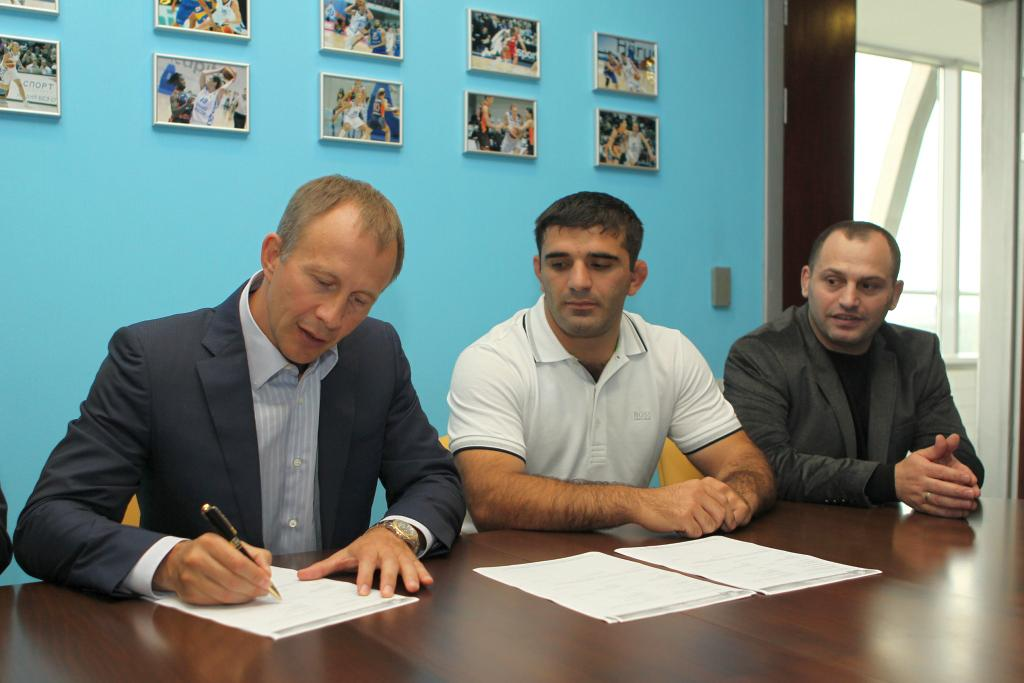 EJU signs MOU Judo at School with Georgian Federation