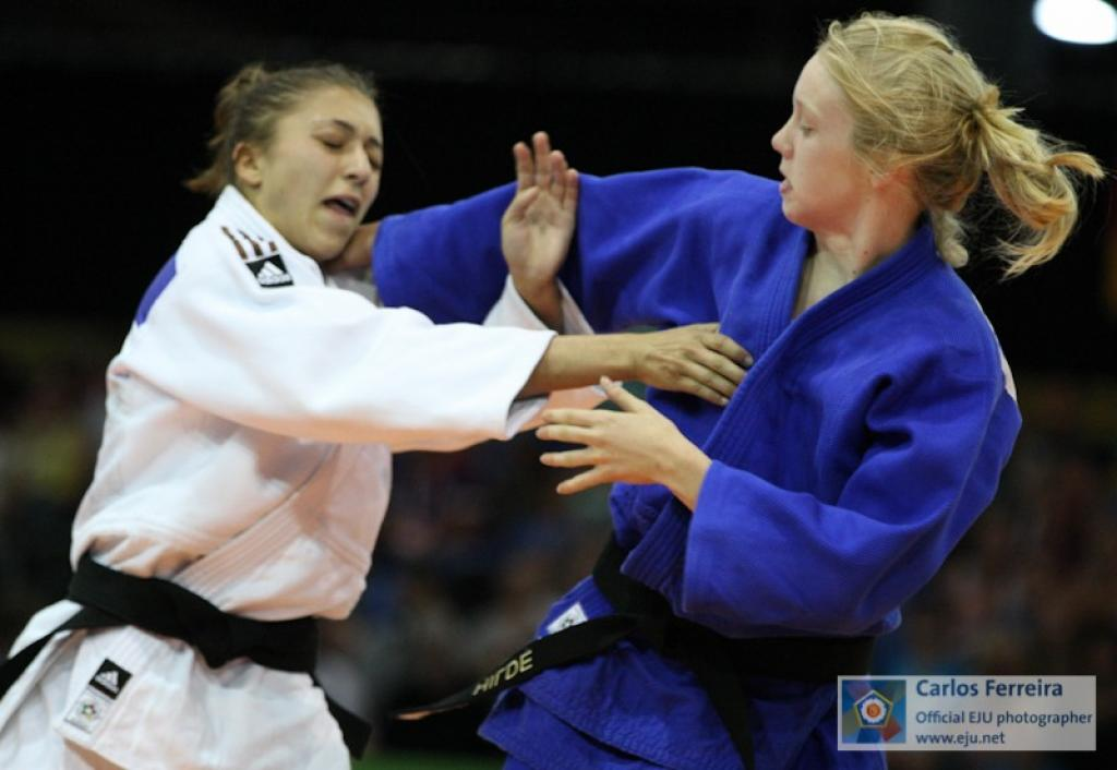 Surprising champions at second day of EYOF Utrecht