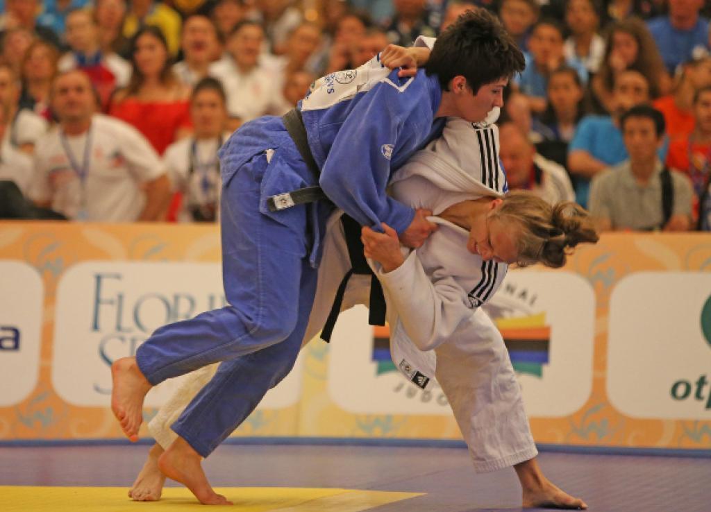 World Gold for Georgia at Cadet World Championships