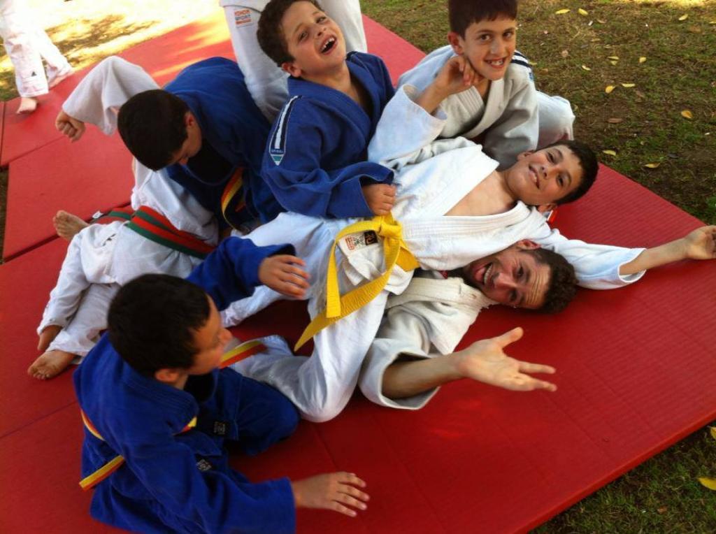 EJU launches Judo@School Project