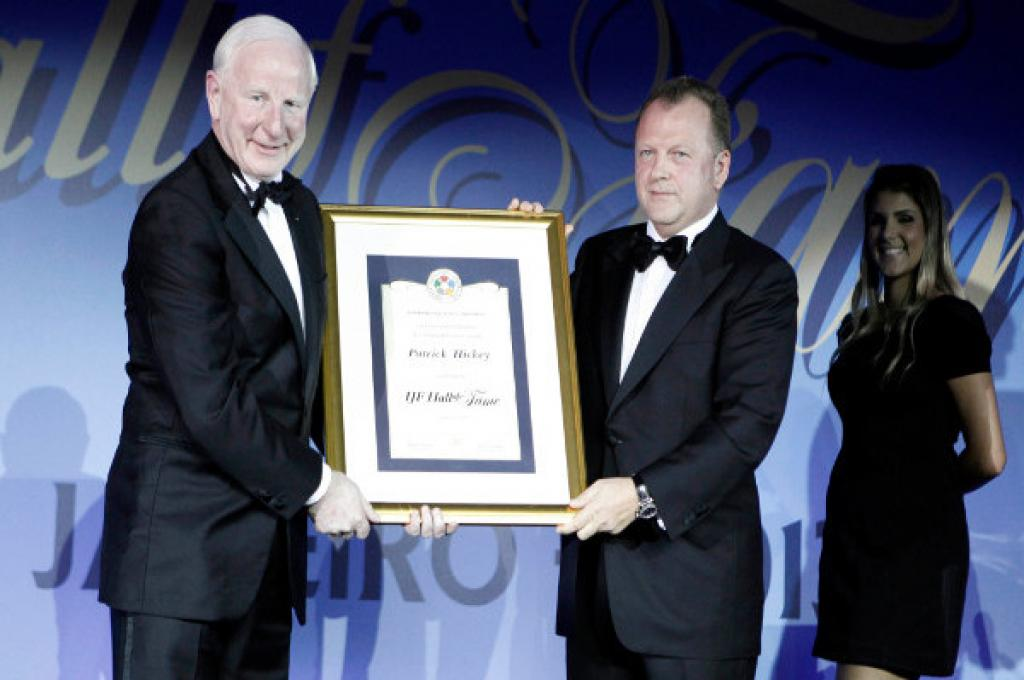 European Judo heroes inducted into IJF Hall of Fame