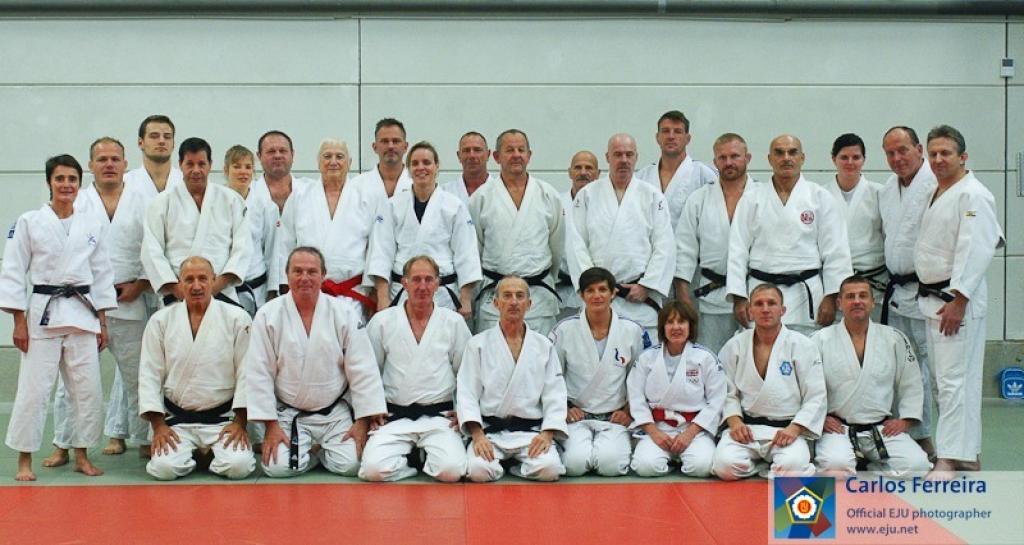 Education Seminar in Wavre present judo for everyone