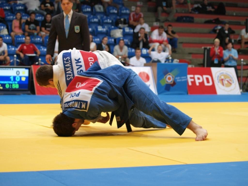 Slovakia takes three medals at European Cup in Bratislava