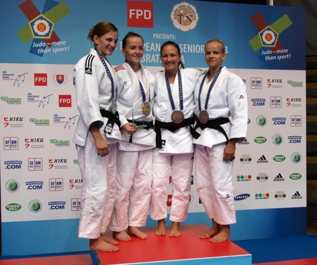 Seven winning nations at first day of European Cup Bratislava