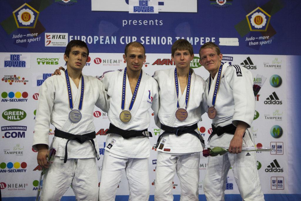 Russians strong at European Cup in Tampere