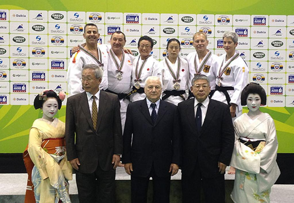 Kata World Championships for first time outside Europe