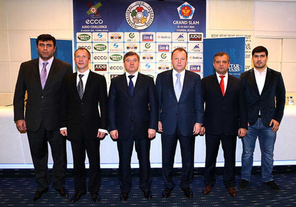 European judoka challenge Asia for a battle in Tyumen