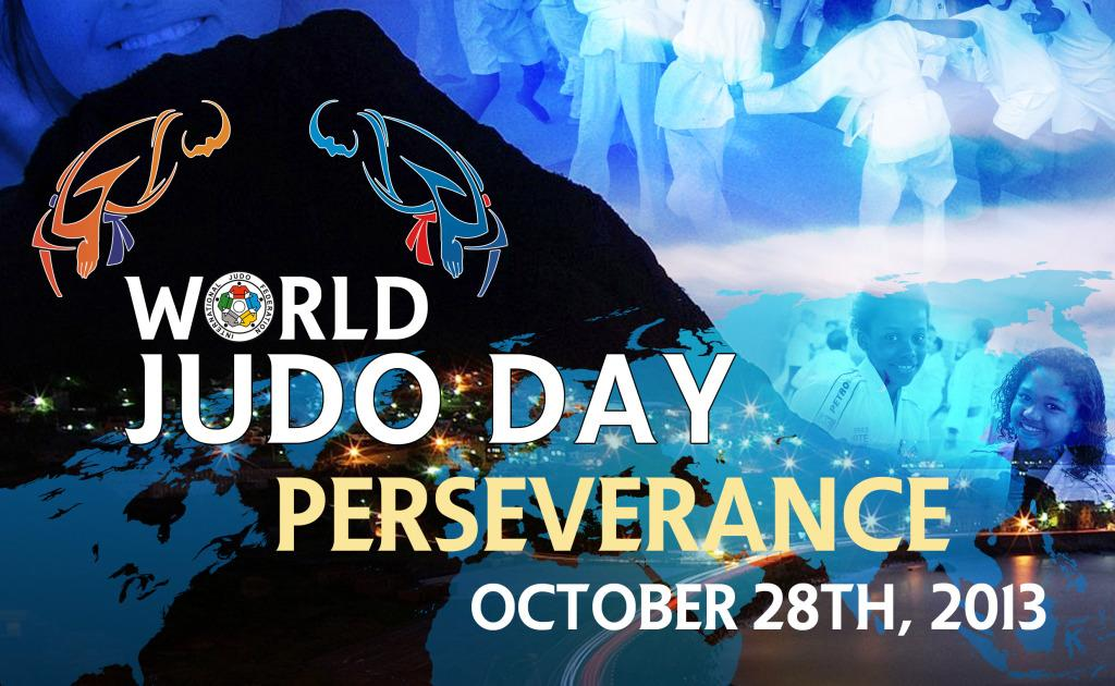 Today is World Judo Day