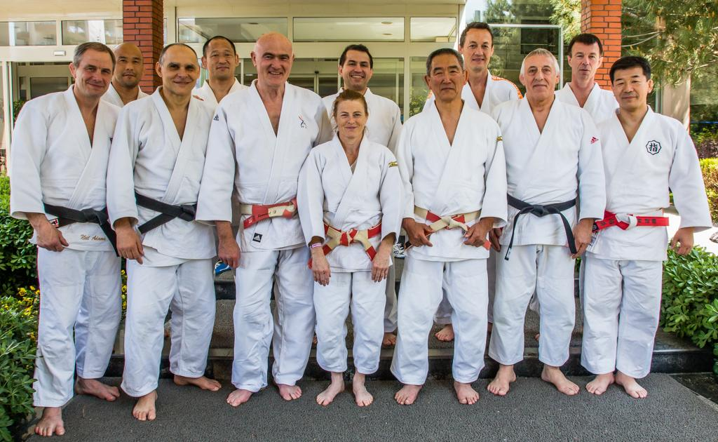 """Improve Your Club"" - Seminars with EJU Experts for Judo Club Coaches"