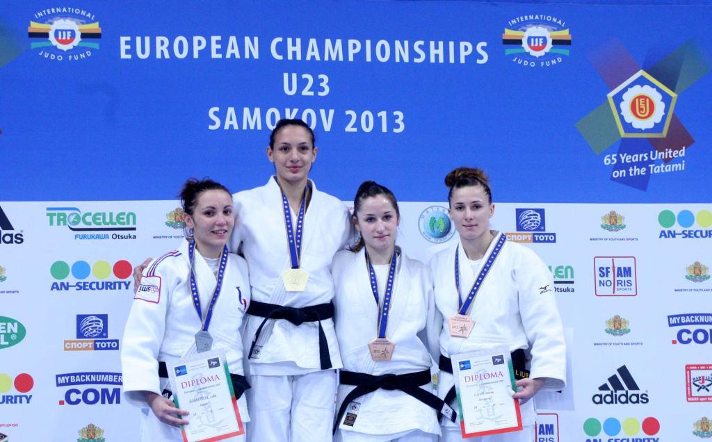 Romania impresses with double European U23 titles