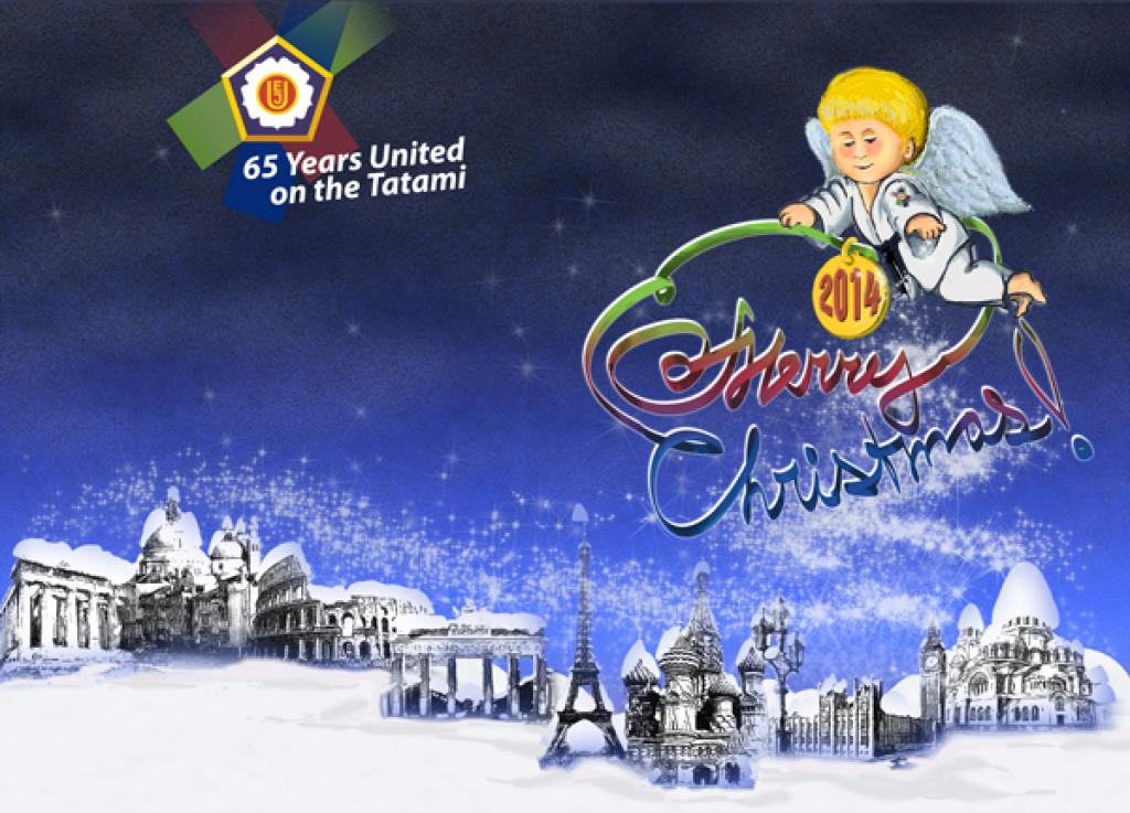Christmas and New Year wishes from EJU President