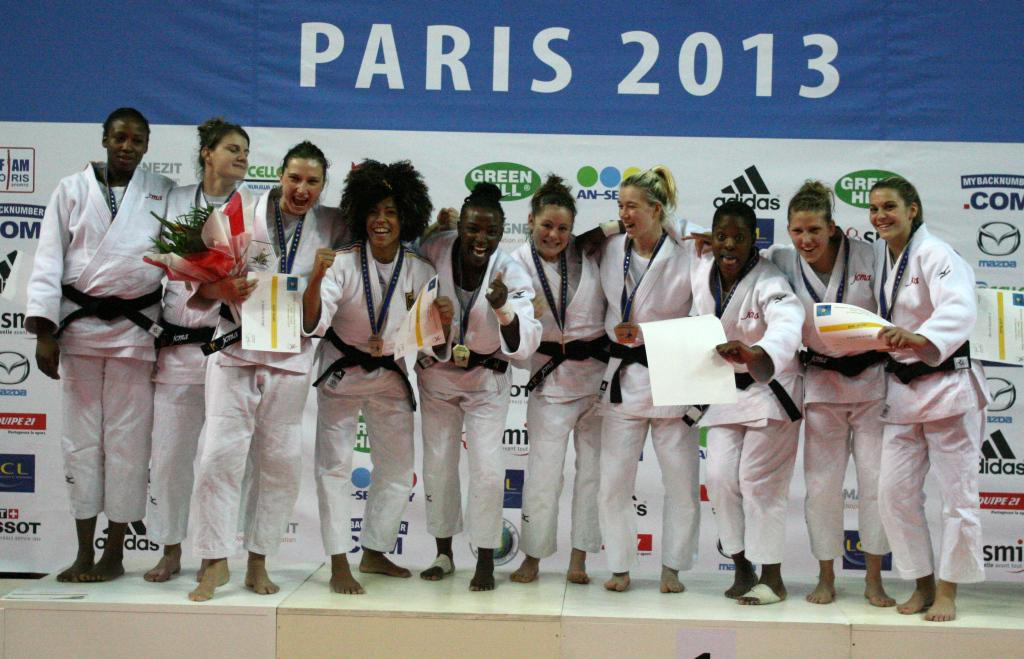 Women of Maisons Alfort win European Club title