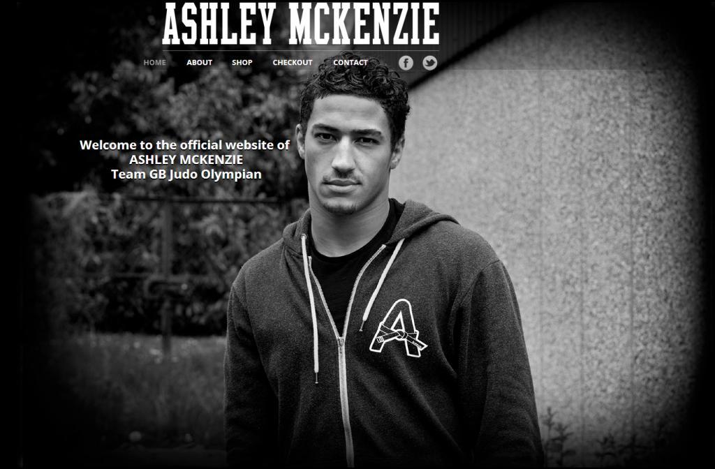 Road to Rio: Ashley McKenzie, flight GB2014 to BR2016