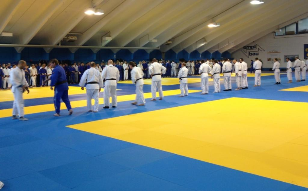 """Judo tradition at the """"OTC Going for Gold"""" in Mittersill"""