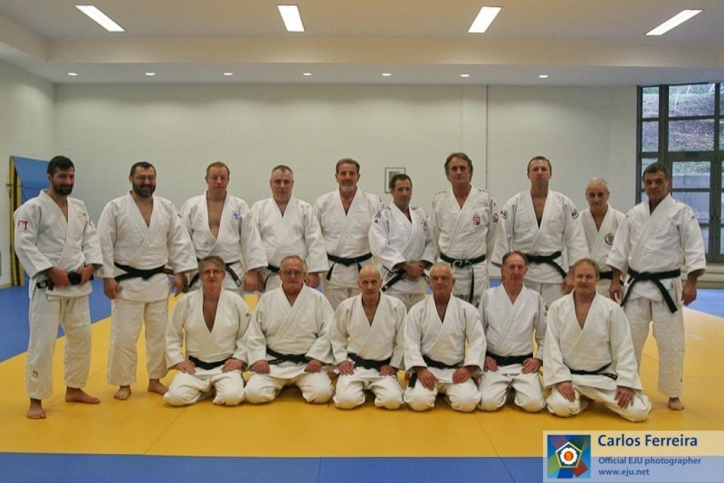 EJU Kata Judges Seminar and Exam in Brussels