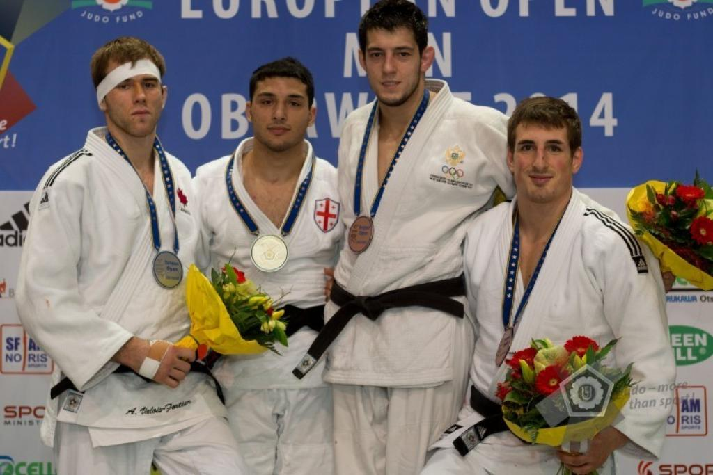 Rekhviashvili grants himself golden birthday gift in Oberwart