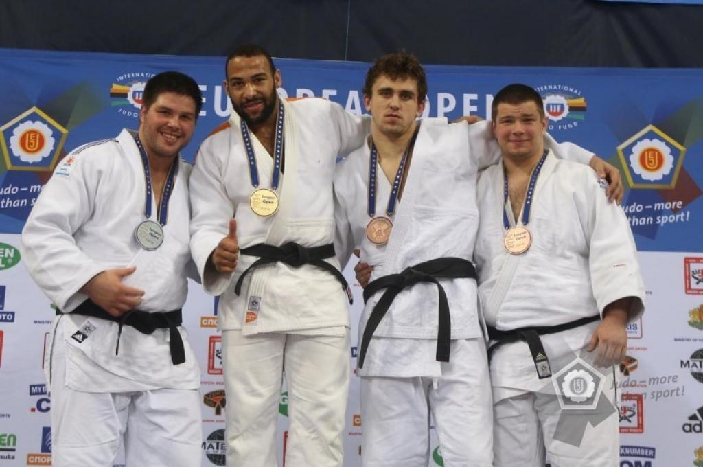 European Open in Sofia successful practise and motivation