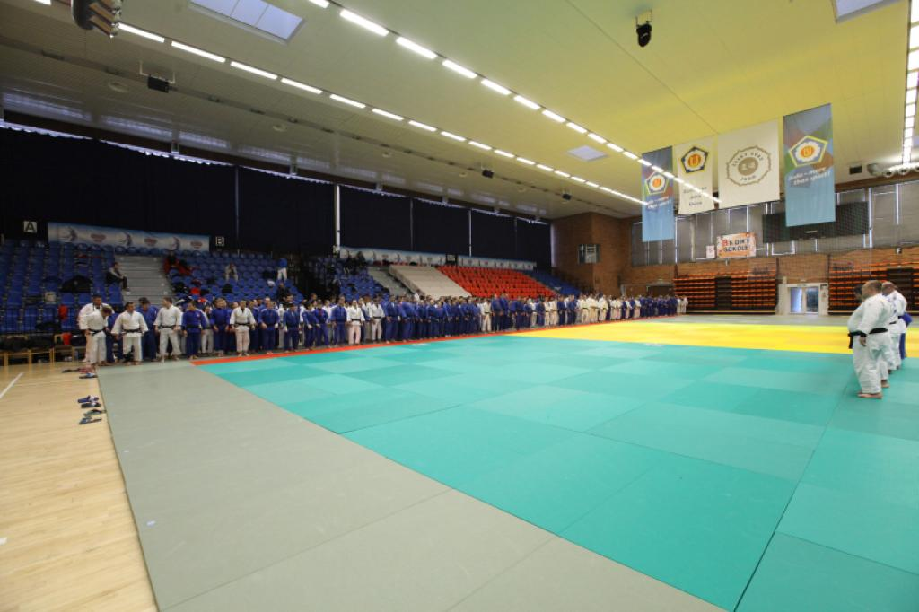 OTC Nymburk hosts many world and Olympic medallists