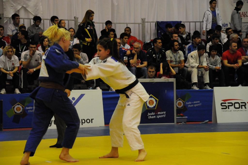 Russian Cadets dominate European Cup in Antalya