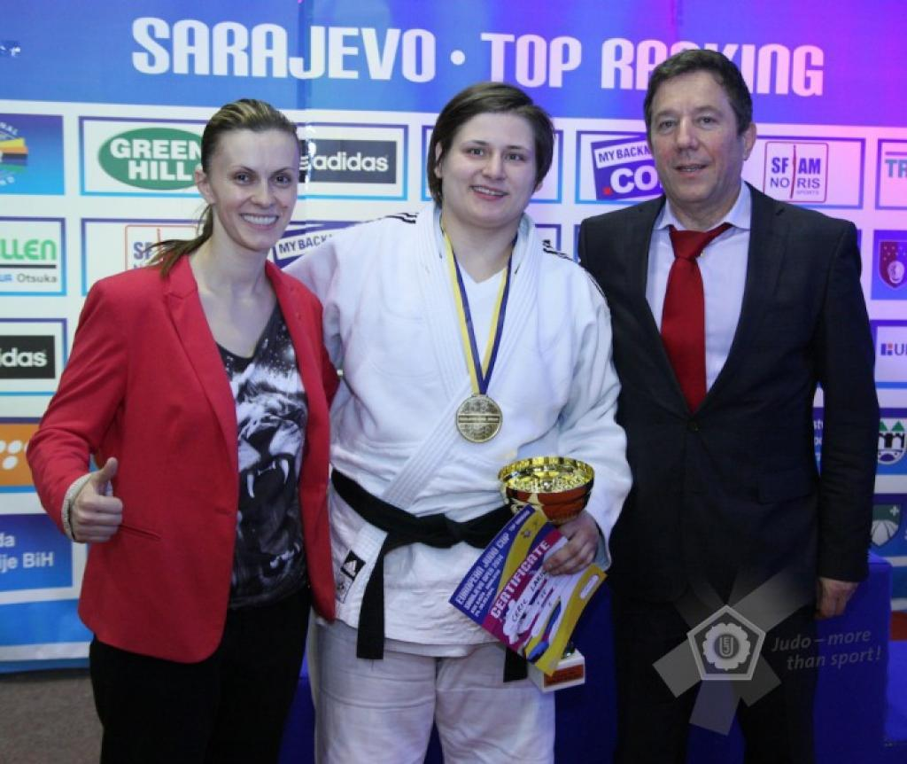 French judoka capture victory at European Cup in Sarajevo