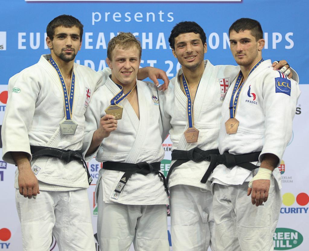 Preview European Championships U73kg Montpellier
