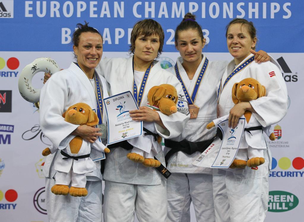 Preview European Championships women U52kg Montpellier