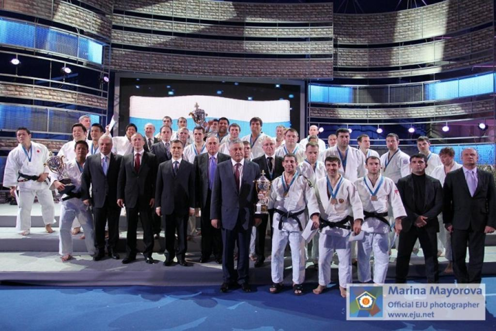 Watch the International Judo Tournament for Army, Police and Other Forces