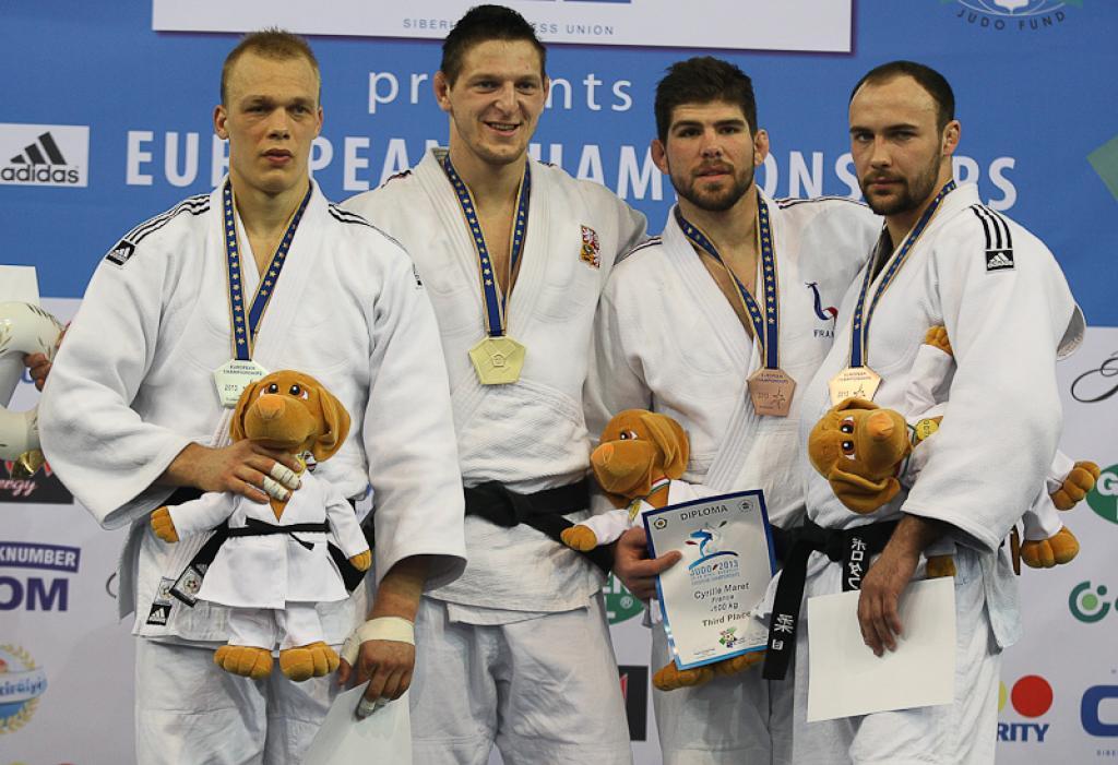 Preview European Championships U100kg Montpellier