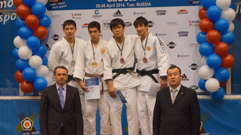Russian team collects 47 medals at European Cup Tver