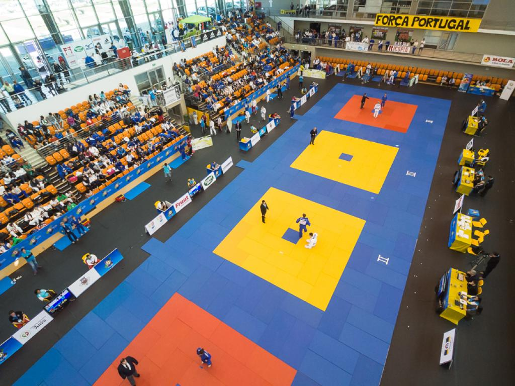 Top cadet field at European Cup in Coimbra