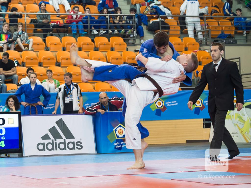 Germany dominates European Cup for Cadets in Coimbra