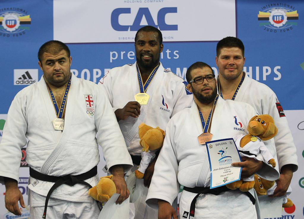 Preview European Championships +100kg Montpellier