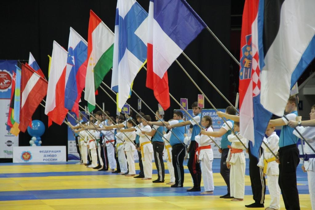 Japan and France take gold at European Cup Juniors in St Petersburg