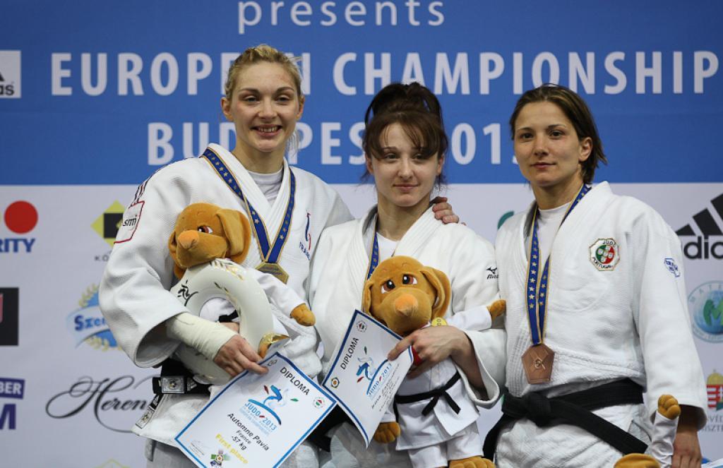 Preview European Championships women U57kg Montpellier