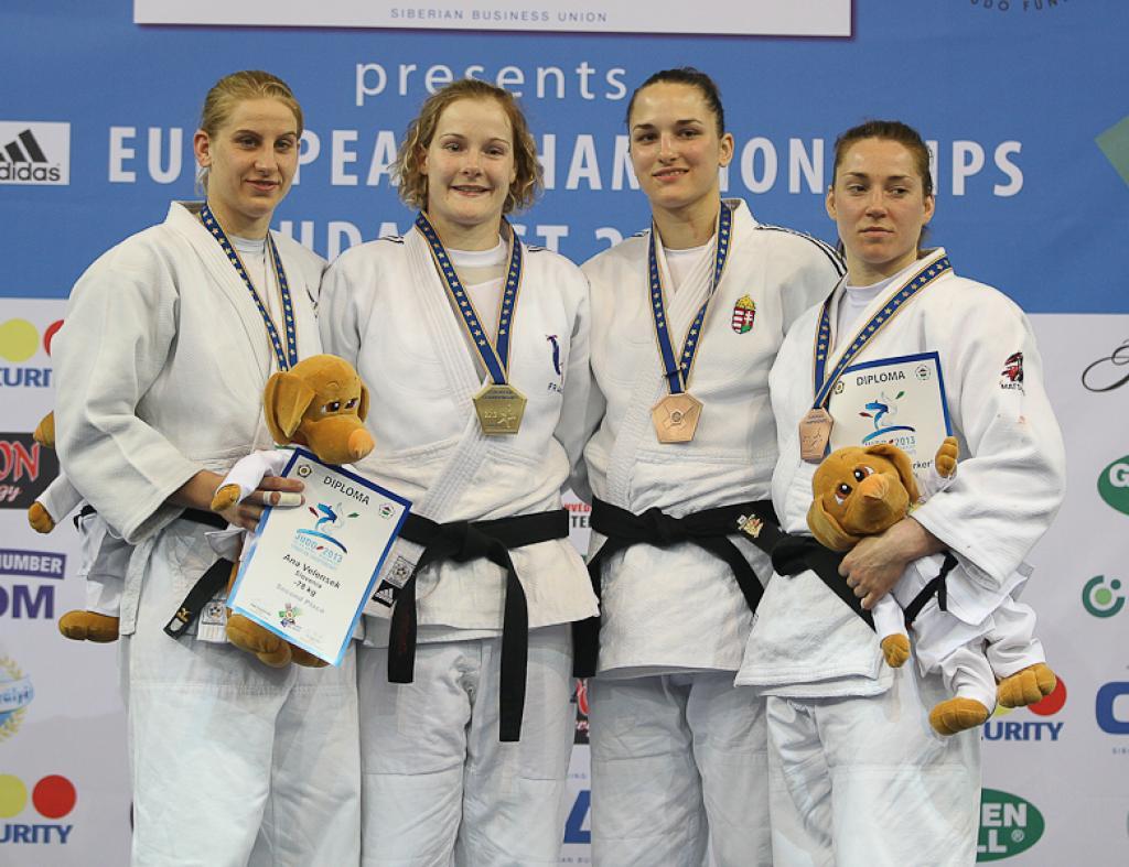 Preview European Championships U78kg Montpellier