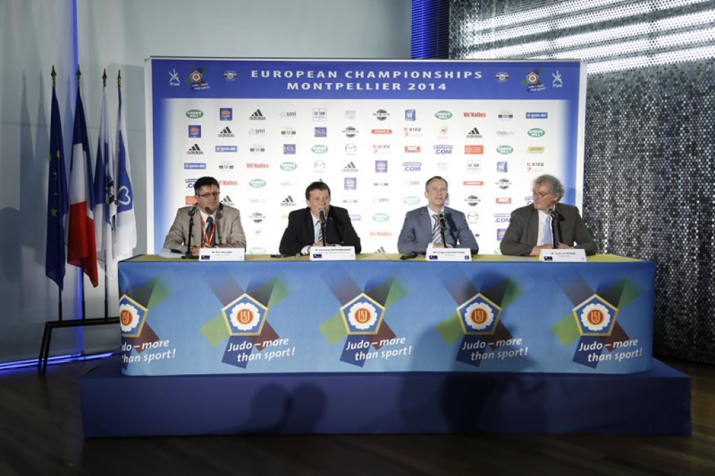 Defending Champions on show in Montpellier