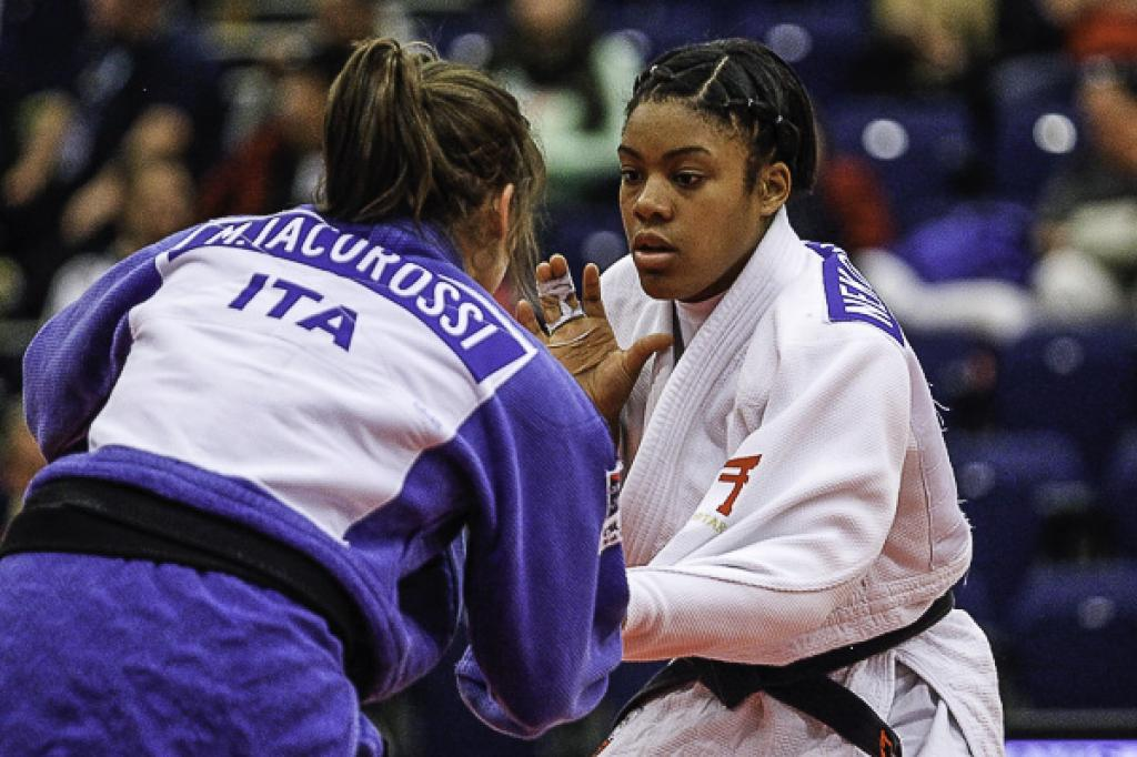 Edwards and Davis Strikes Gold at London British Open as France Top Medal Table