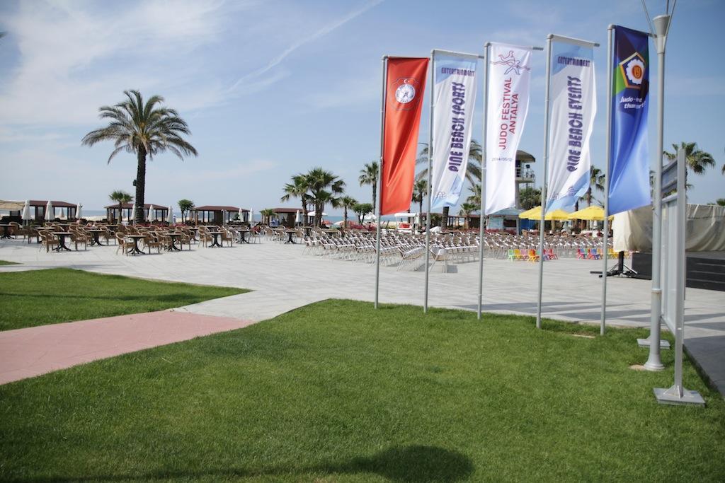 Judo Festival in Antalya started