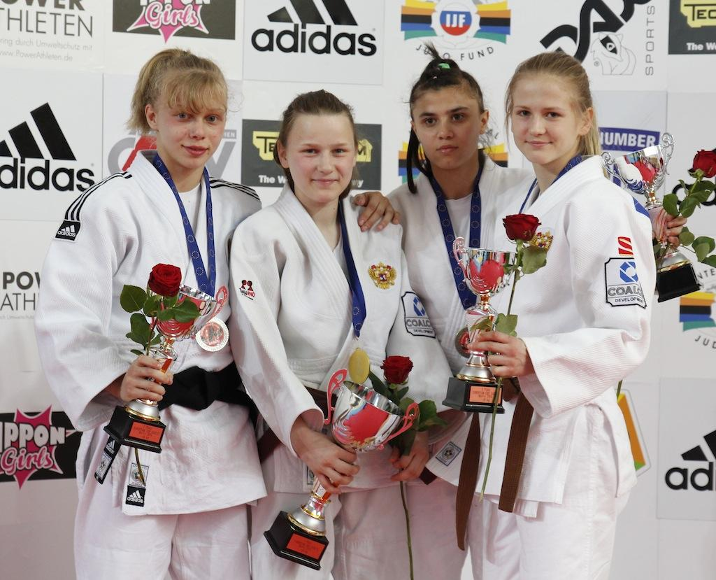 DAURBEKOV GOLD IN HEAVYWEIGHT CLEAN SWEEP ROUNDS OFF STRONG RUSSIAN PERFORMANCE