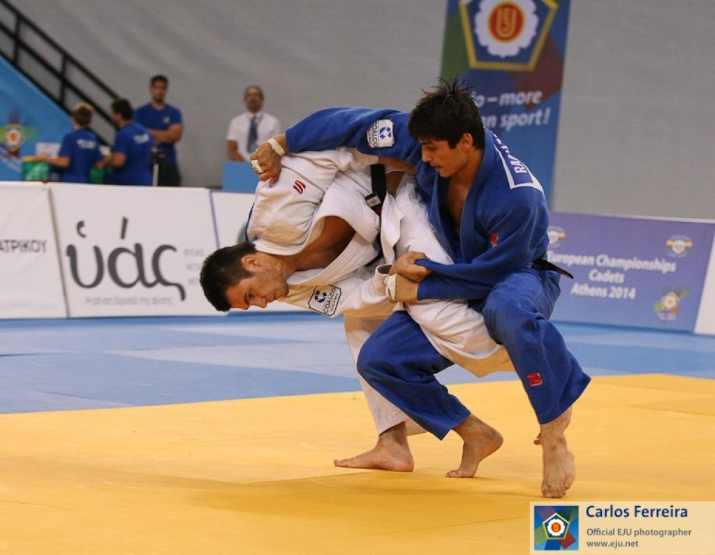 RUSSIA ON TOP AT EUROPEAN CADET CHAMPIONSHIPS 2014 IN ATHENS