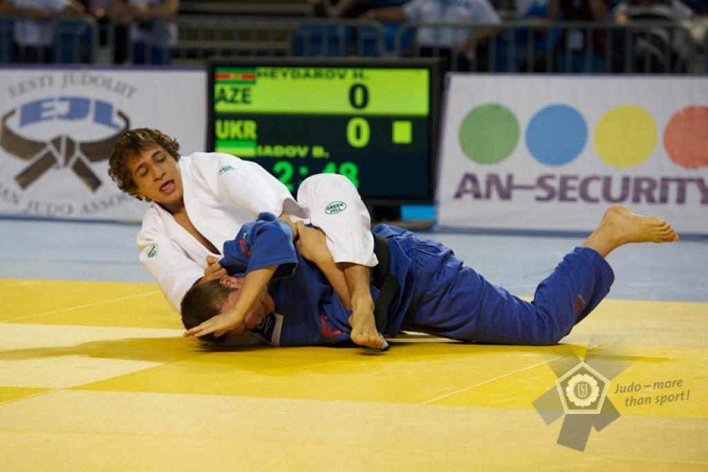 ATHENS, THE BIGGEST STAGE FOR CADET EUROPEAN CHAMPIONSHIPS